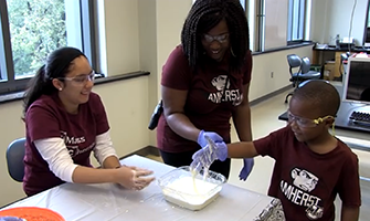 Video: 'Science for Everyone' at Homecoming