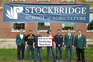 Amherst, MA - Stockbridge School of Agriculture Open House & Luncheon
