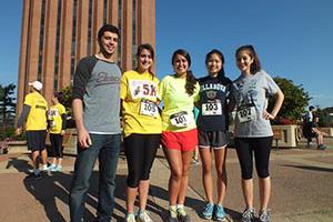 Amherst, MA - Revolution Run Homecoming 5K