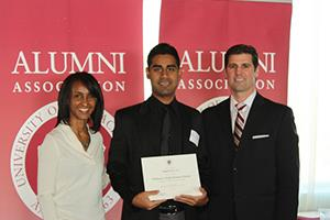 Amherst, MA - Scholarships and Awards Reception