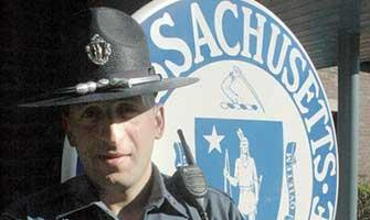 Alumnus State Trooper saves young lives