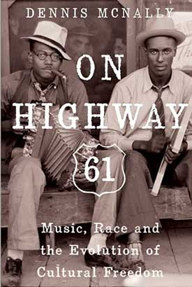 Cover for 'on Highway 61'
