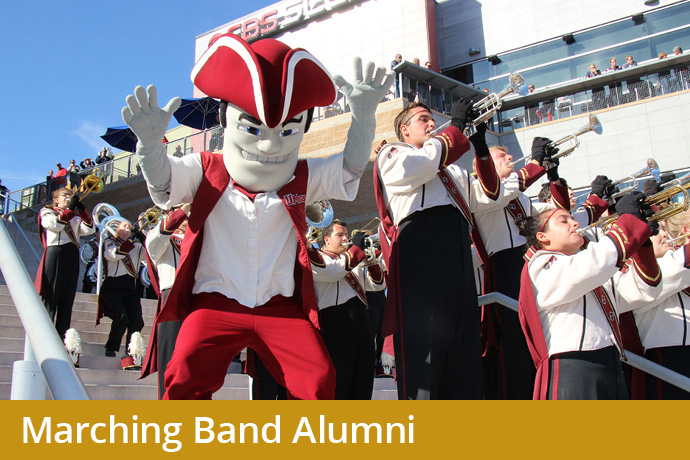 Marching Band Alumni