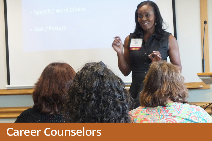 Career Counselors promo